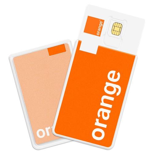 Чехлы с буклетом для SIM-карт