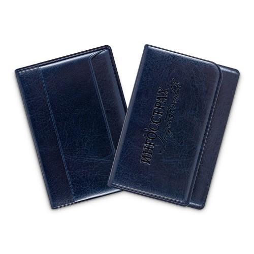 Футляр-книжка для двух карт с RFID-защитой