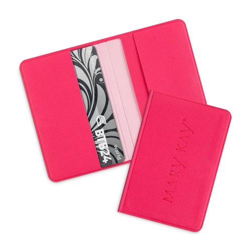 Футляр-книжка для кредитных карт c RFID-защитой